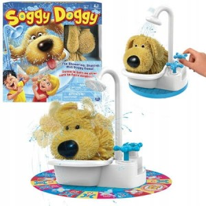 GRA SOGGY DOGGY MOKRY PIES SPIN MASTER