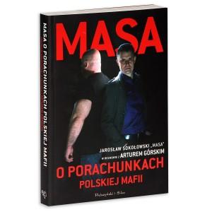 5f2362b5a35cb Masa o porachunkach polskiej mafii (okładka miękka)