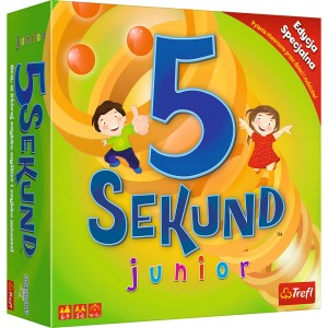 GRA 5 SEKUND JUNIOR 2.0 TREFL