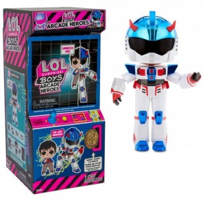L.O.L. SURPRISE - Boys Arcade Heroes Fun Boy LOL